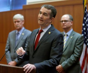 Northam retains GOP language in budget to keep VA out of